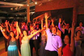 Rhode Island Disc Jockey Services Barrington Christian Academy Formal Event 2015