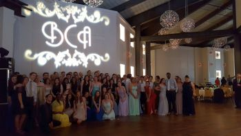 Rhode Island Disc Jockey Services Barrington Christian Academy School Formal Event 2016