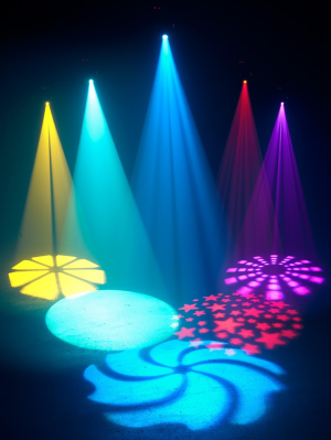 RI-MA-CT Wedding DJ & RI-MA-CT DJ Services & RI-MA-CT Disc Jockeys Lighting Moving Head X-Move Patterns