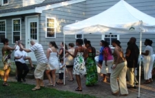 RI-MA-CT Wedding DJ & RI-MA-CT DJ Services & RI-MA-CT Disc Jockeys private parties party outdoors