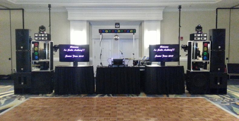 Rhode Island Disc Jockey Services Video and Multimedia Production System 1 2015