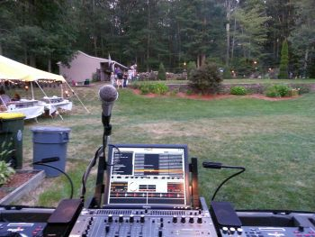 Rhode Island Disc Jockey Services Private Party Jackie Ronnie 2015